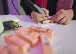 Givenchy Lippenstifte mit Handgravur