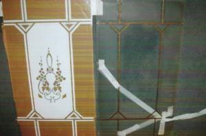 Gestaltung Eingangstüre