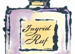 Ingrid Ruf Flacon