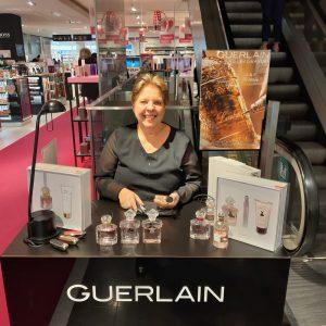 Guerlain Live-Präsentation