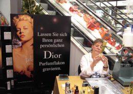 Dior im Douglas, München