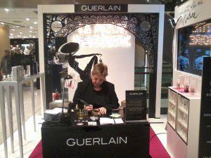 Guerlain, Lugano